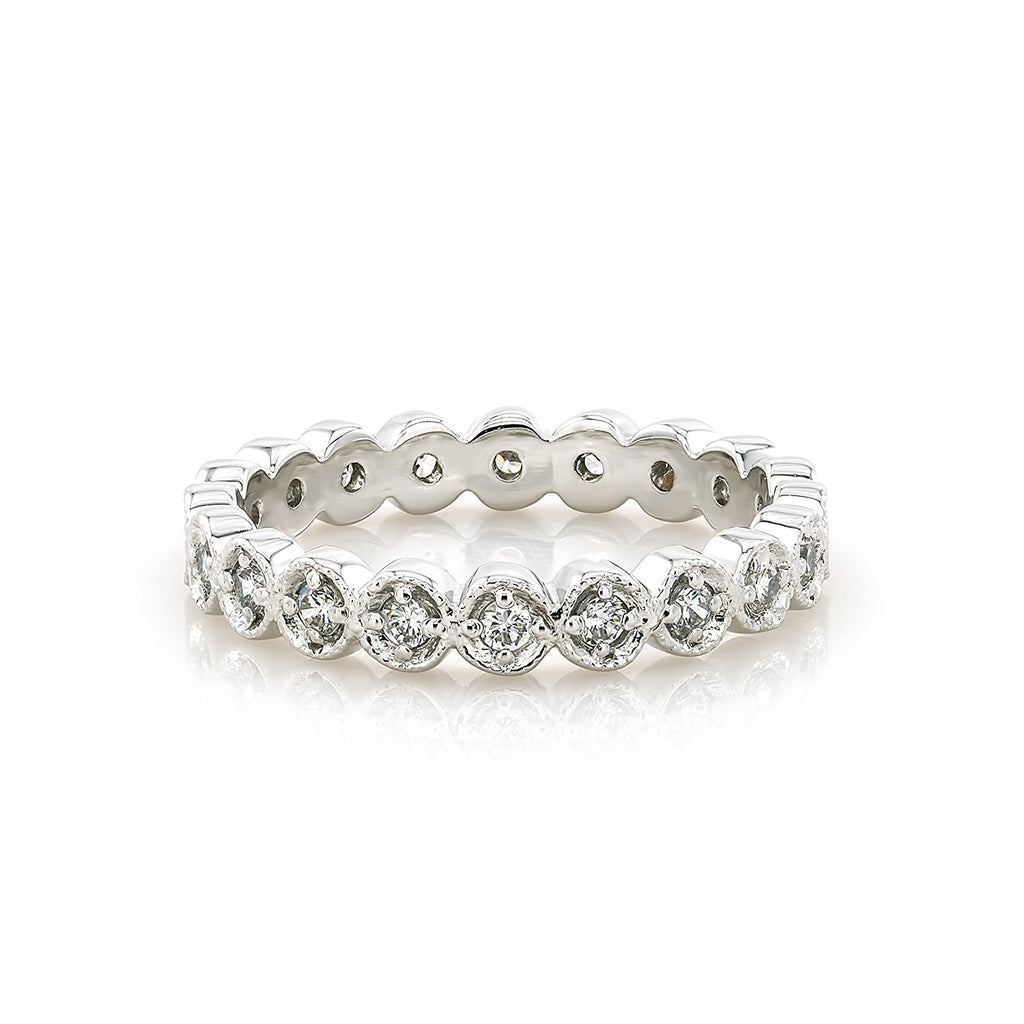 TousiAttar Eternity Band Ring