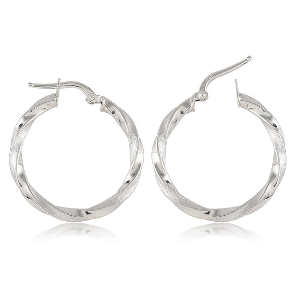 TousiAttar Hoop Earrings