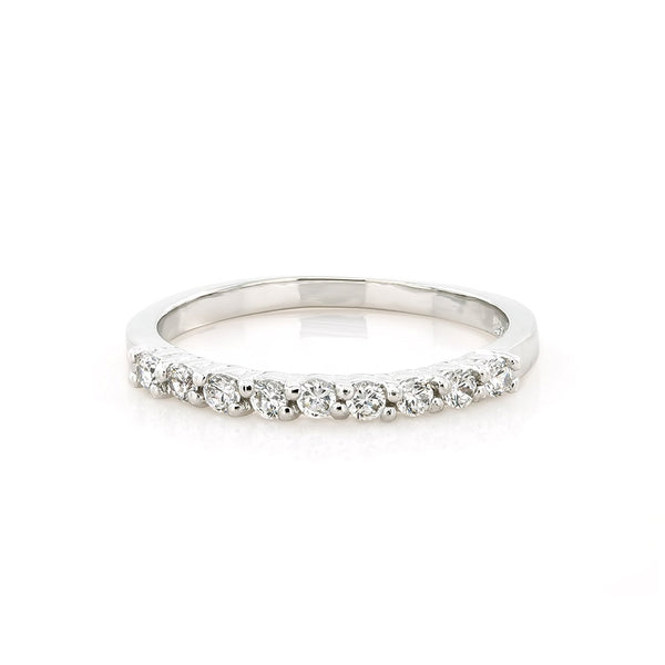 TousiAttar Matching Band Stacking Rings