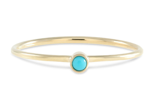 Turquoise Gold Ring Jewelry