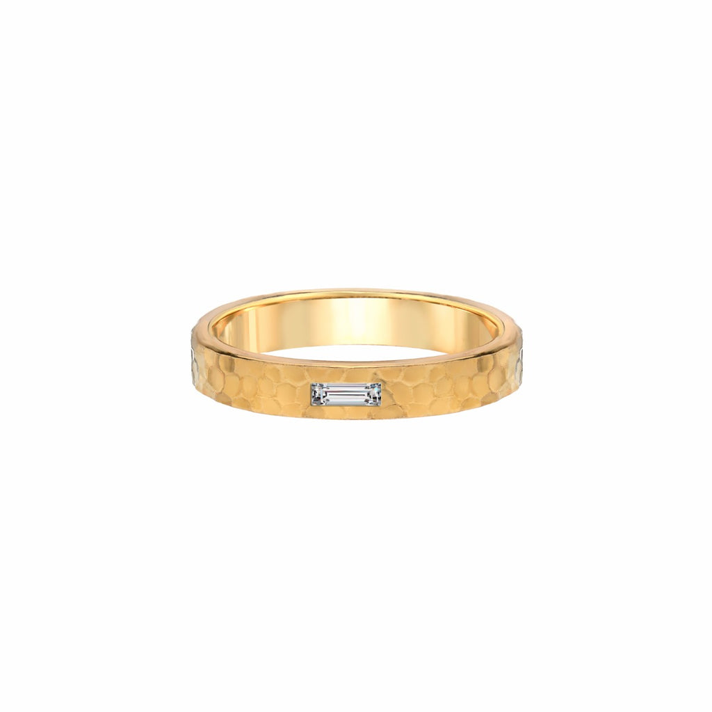 Tousiattar Baguette Diamond Ring
