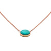 TousiAttar Turquoise Necklace Native American