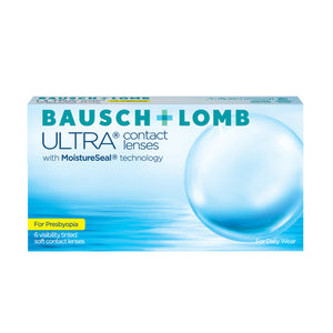 Bausch & Lomb ULTRA for Presbyopia
