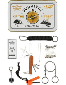 Kit de Supervivencia Gentleman´s Hardware