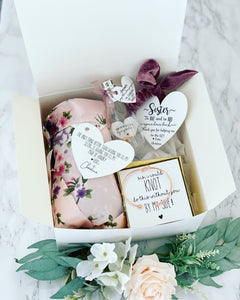 Bridesmaid Proposal Box with Robe!