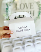 Bridesmaid Boxes! Robe and Earrings with Necklace OR Bracelet!