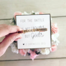 Be Brave, Be Fierce Encouragement Gift