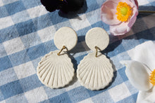 Seashell Earrings - Medium
