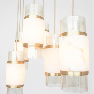 MV2039 CASILA 7 PENDANT CHANDELIER