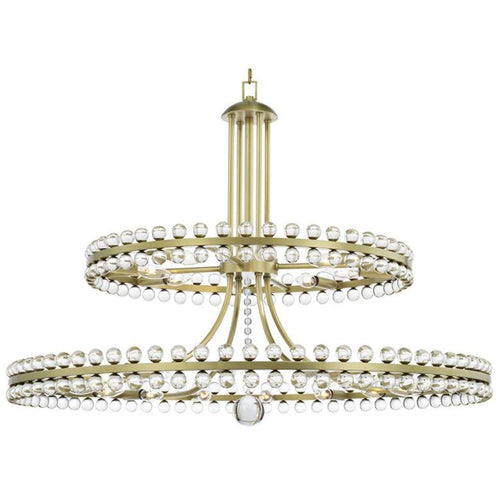 SJ2042 CLOVER TWO-TIER CHANDELIER