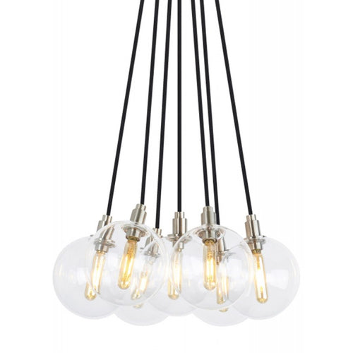 JR2008 GAMBIT 7-LIGHT CHANDELIER