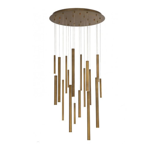 WM541 SANTANA LINEAR CHANDELIER