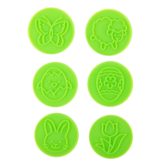 Pastrygift - Cookie Stamps (6pcs)