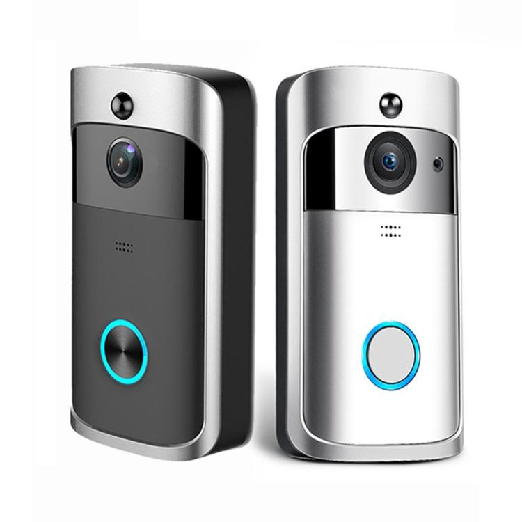 Smart Night Vision 720P  Video Doorbell