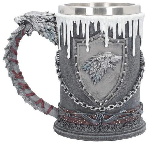 Game of Thrones House Stark Tankard