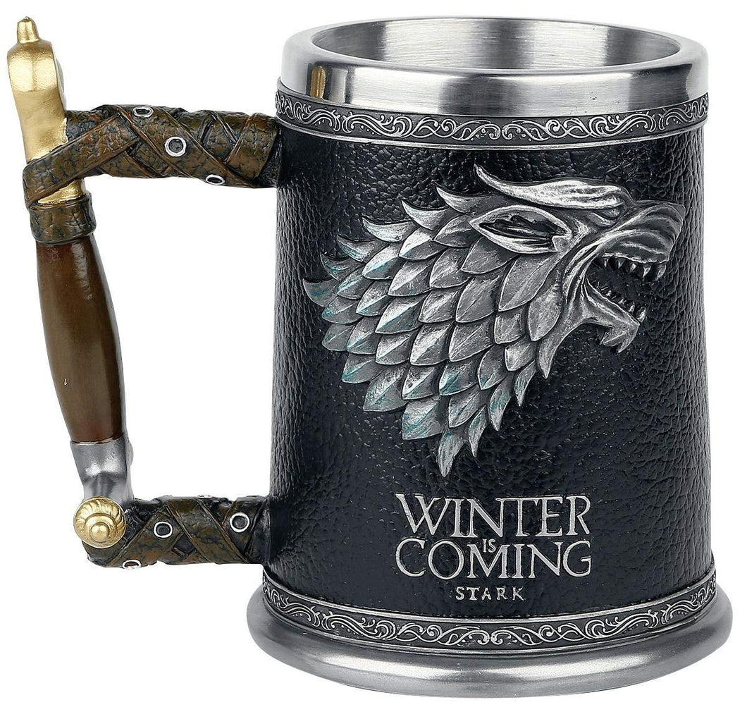 Game of Thrones Winter is Coming Tankard