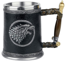 Load image into Gallery viewer, Game of Thrones Winter is Coming Tankard