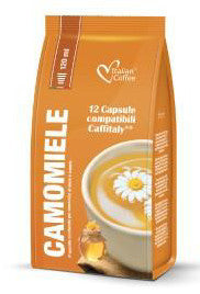 Verismo Compatible: Camomilla, Honey & Orange Drink