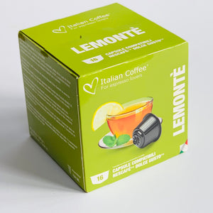 Nescafé Dolce Gusto Compatible: Lemon Tea