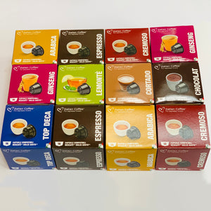 Nescafé Dolce Gusto Compatible: Pick your Own Bundle - 12 boxes