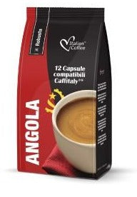 Verismo Compatible: Angola - Robusta