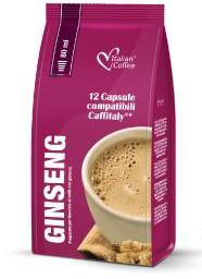 Verismo Compatible: Caffe & Ginseng
