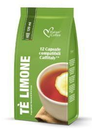 Verismo Compatible: Te' al Limone - Lemon Tea