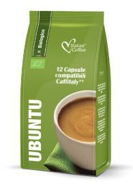 Verismo Compatible: Ubuntu -  Organic Arabica Coffee