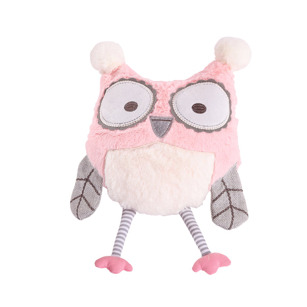 Night Owl Plush - Pink