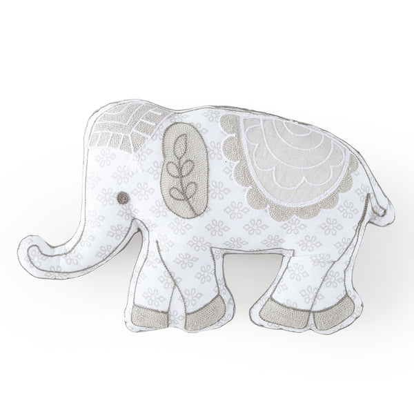 Baby Ely Elephant Pillow