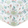 Fiona Fitted Crib Sheet - set of 2