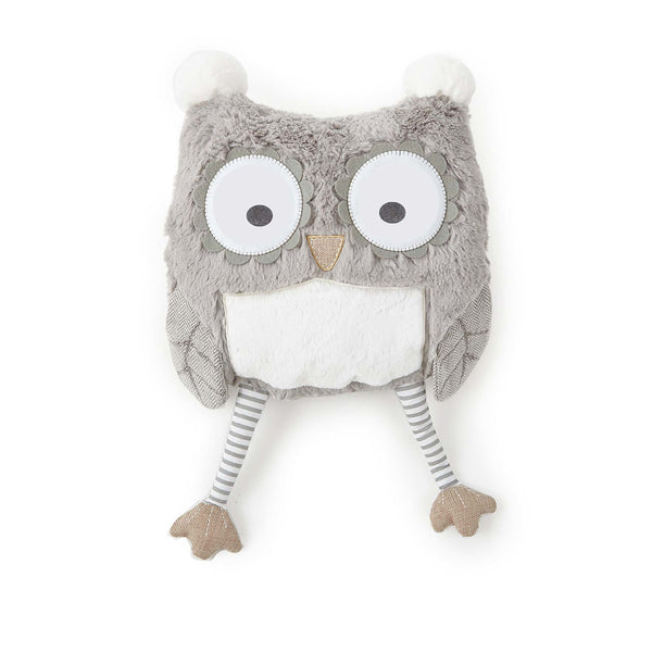Night Owl Plush - Grey