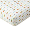 Zambezi Arrow Crib Fitted Sheet
