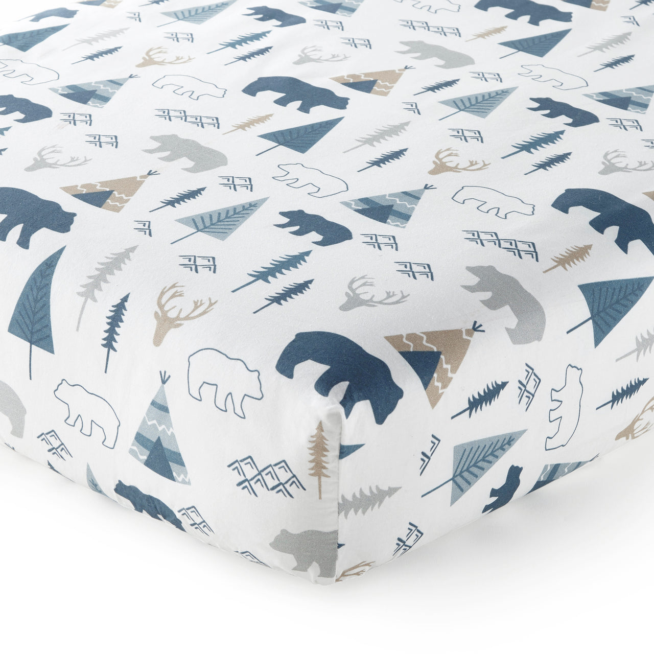 Emerson Fitted Crib Sheet