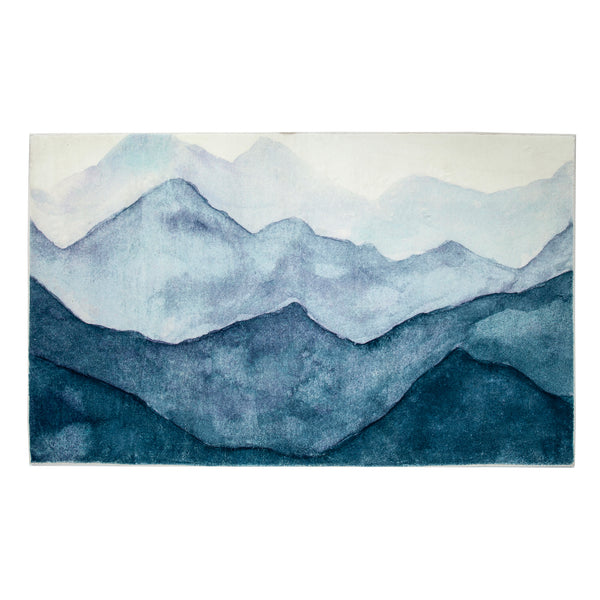 Trail Mix Blue Mountains Rug