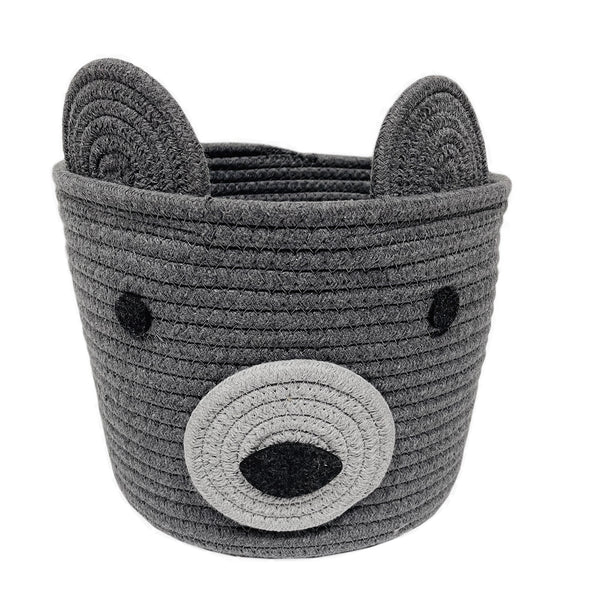 Grey Bear Rope Storage
