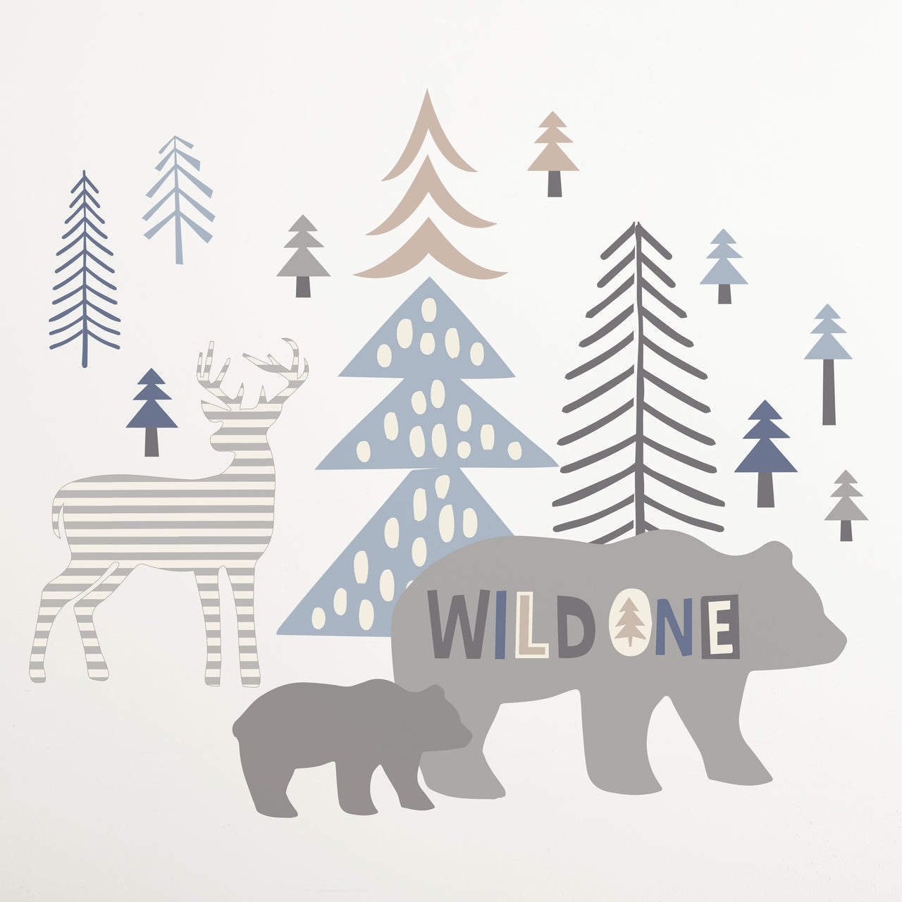 Logan Wall Decals