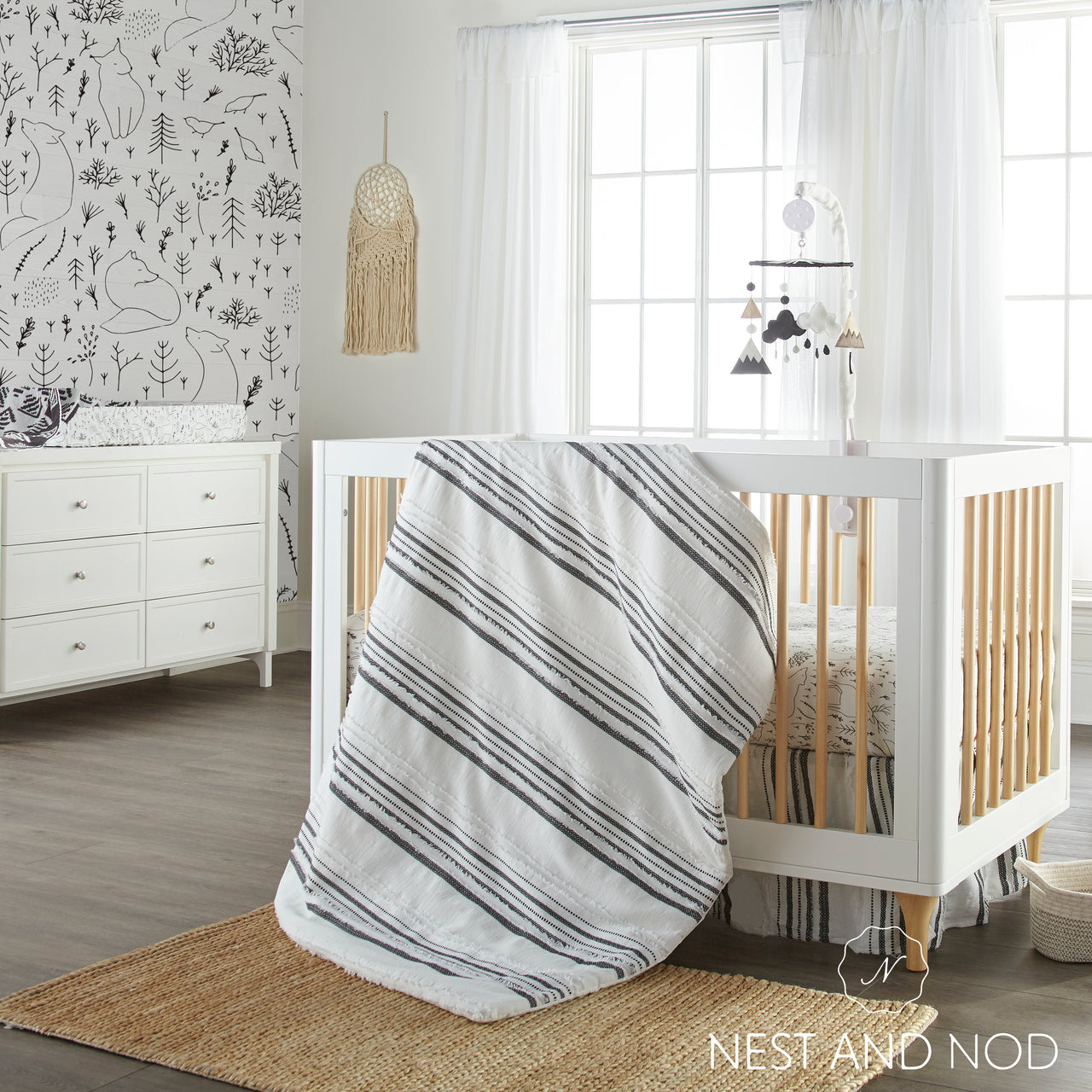 Nico 4PC Bedding Set