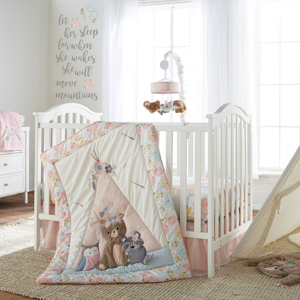 Malia 4PC Bedding Collection