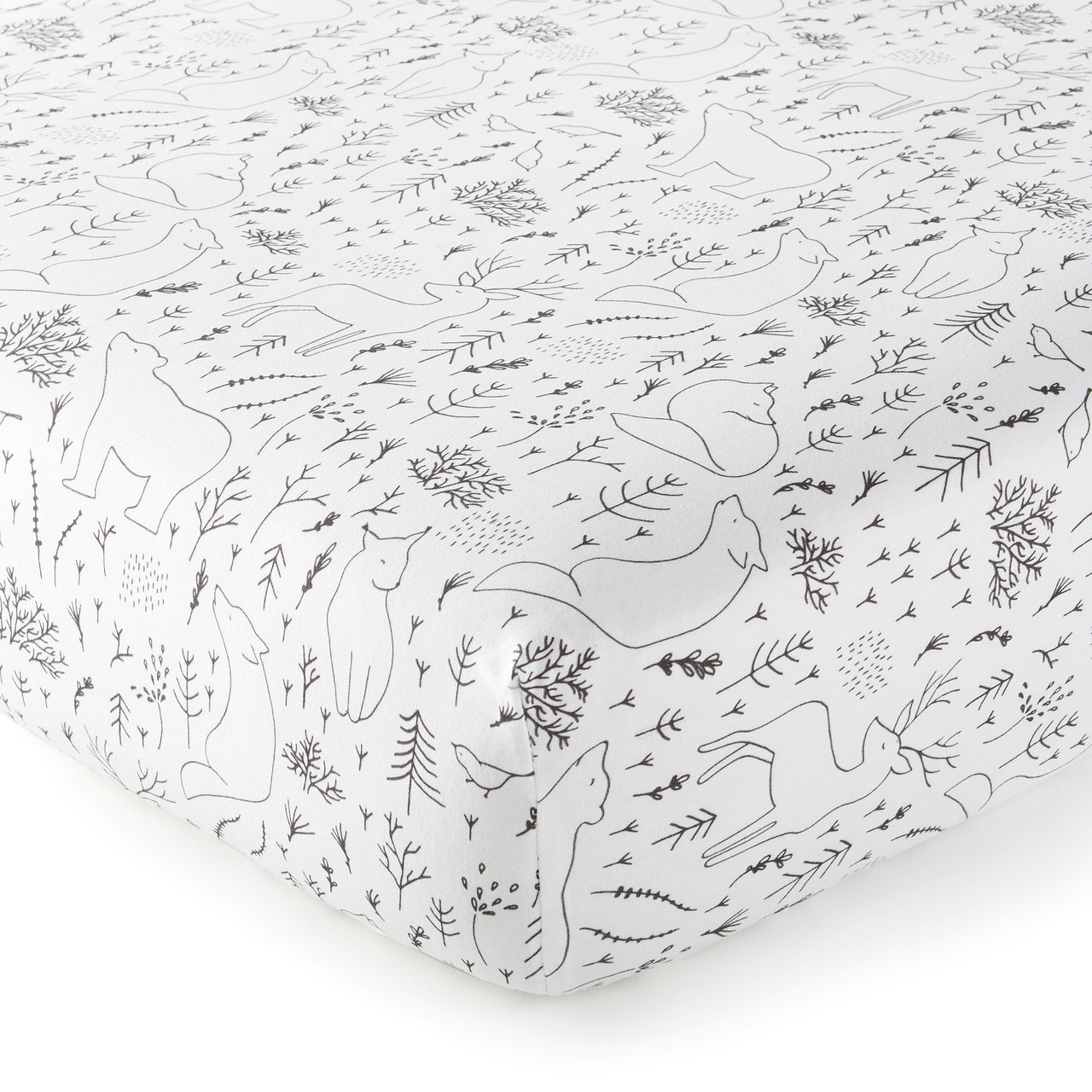 Nico Crib Fitted Sheet