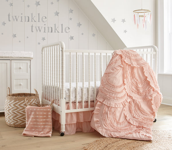 Levtex Baby Skylar Crib Bedding Collection in Blush