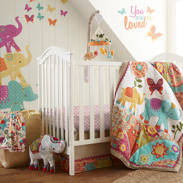 Zahara 5PC Bedding Set
