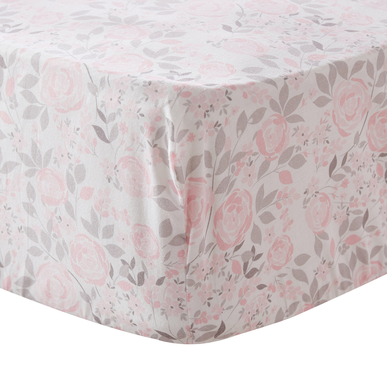 Colette Floral Fitted Sheet