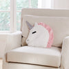 Colette Unicorn Pillow
