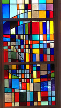 Load image into Gallery viewer, Stained Glass Window Greeting Card - St. Francis of Assisi Church #2
