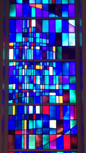 Load image into Gallery viewer, Stained Glass Window Greeting Card - St. Francis of Assisi Church #3