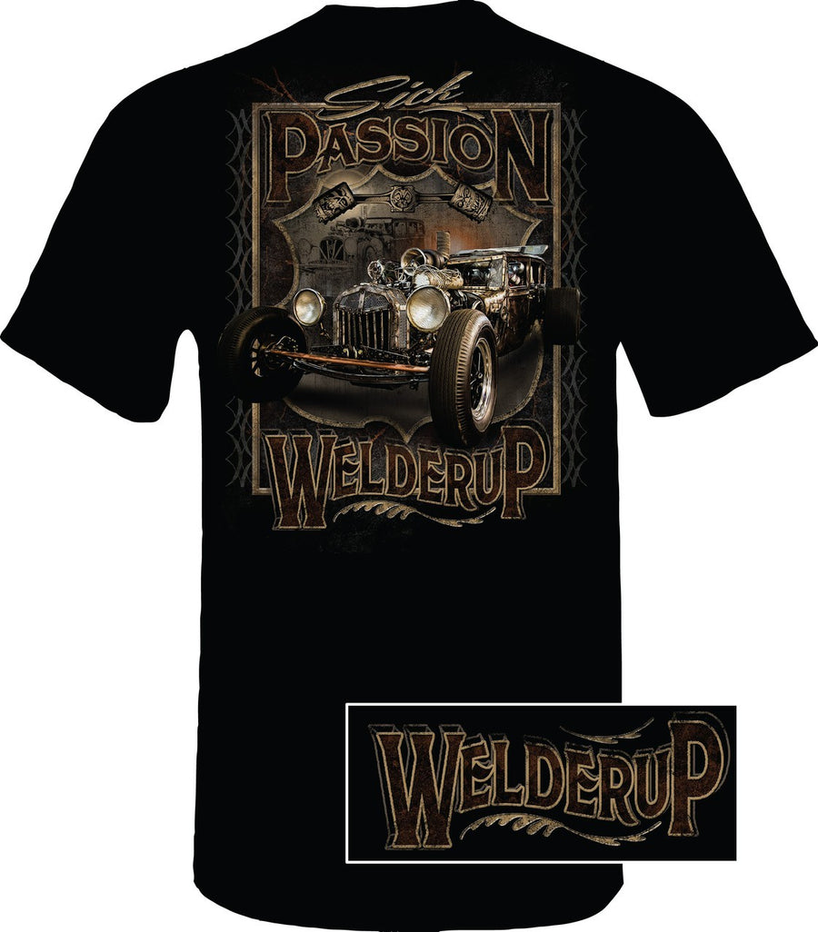 Men's Sick Passion D-Rod T-Shirt