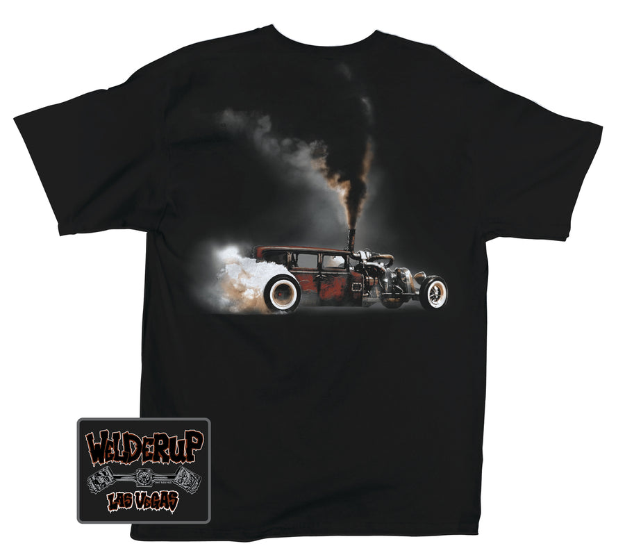 Welder Up Storm T-Shirt in Black