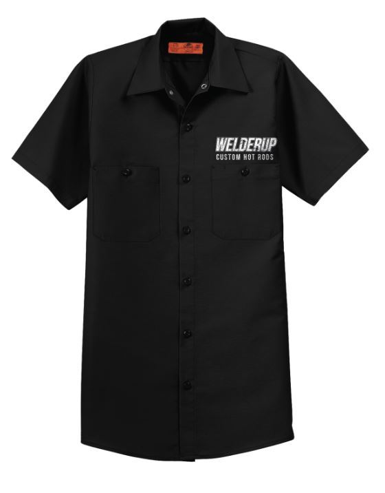 Welder Up Quit Your Bitchin' Work Shirt