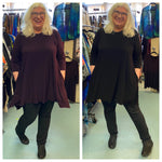 POCKETS Tunic with 3/4 sleeve Best Seller